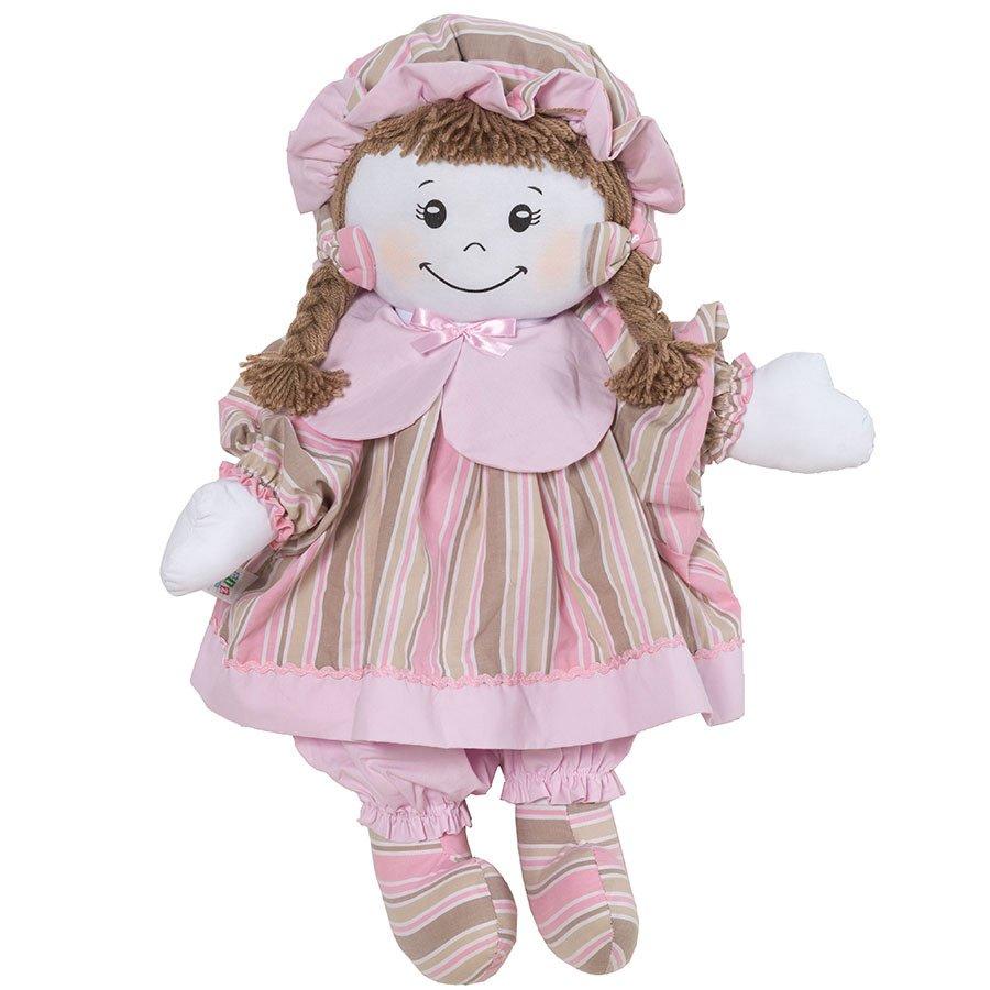 Quarto Para Bebe Urso Soninho Rosa ~ Boneca Para Quarto Enxoval Beb? Menina Urso Baby Rosa  Essencial