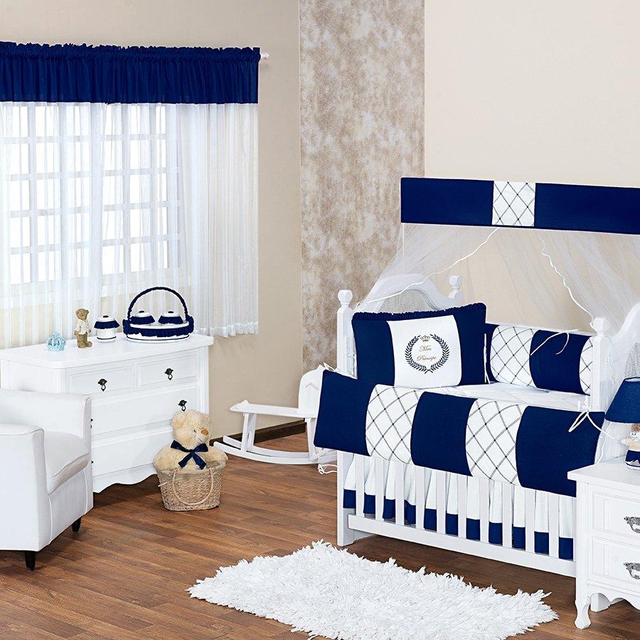 Decoracao Quarto De Bebe Masculino Azul Marinho Tucuws Com ~ Quarto Bebe Masculino Azul Marinho