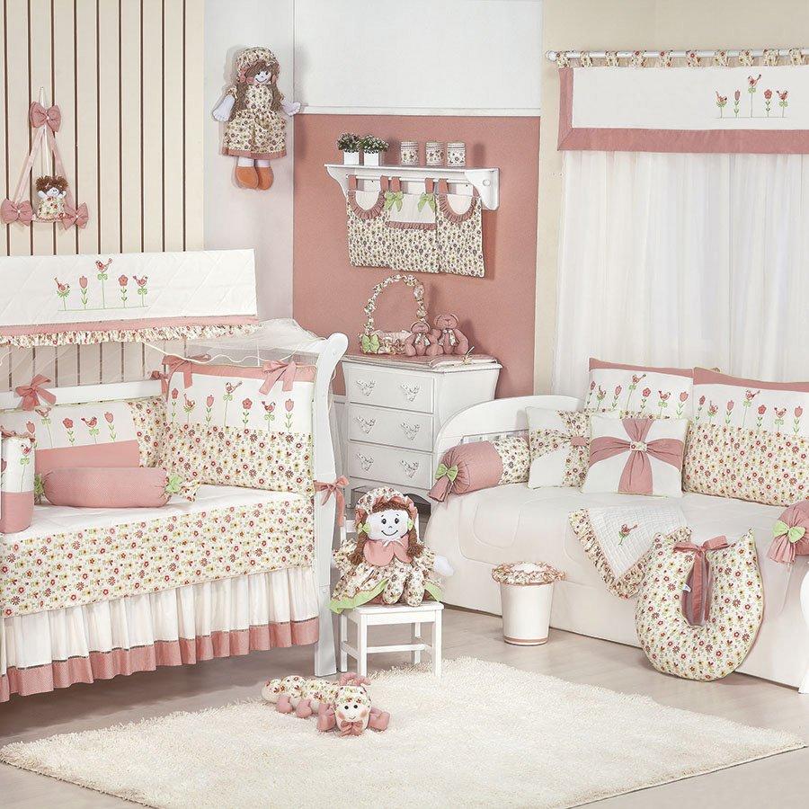 quarto de bebe tema jardim encantado ? Doitri.com