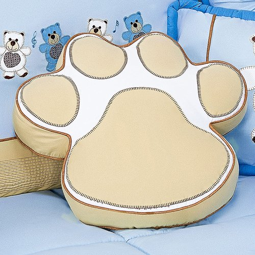 Almofada Decorativa Little Bears Bege