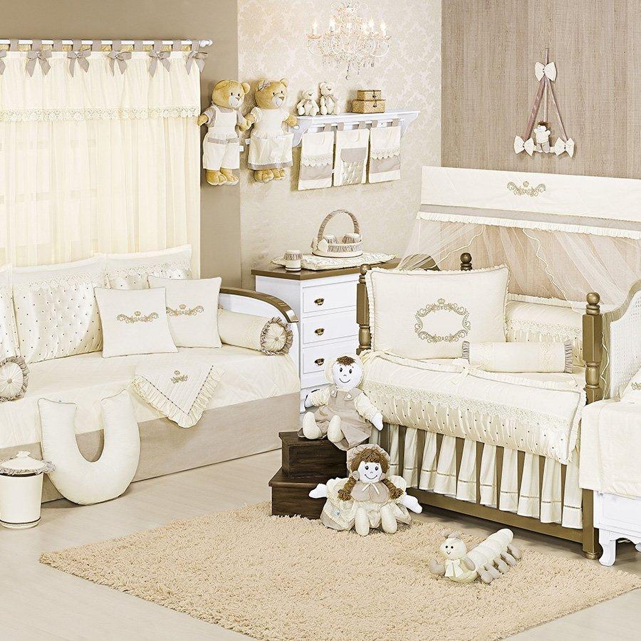Quarto de beb imperial essencial enxovais for Divan cama completo