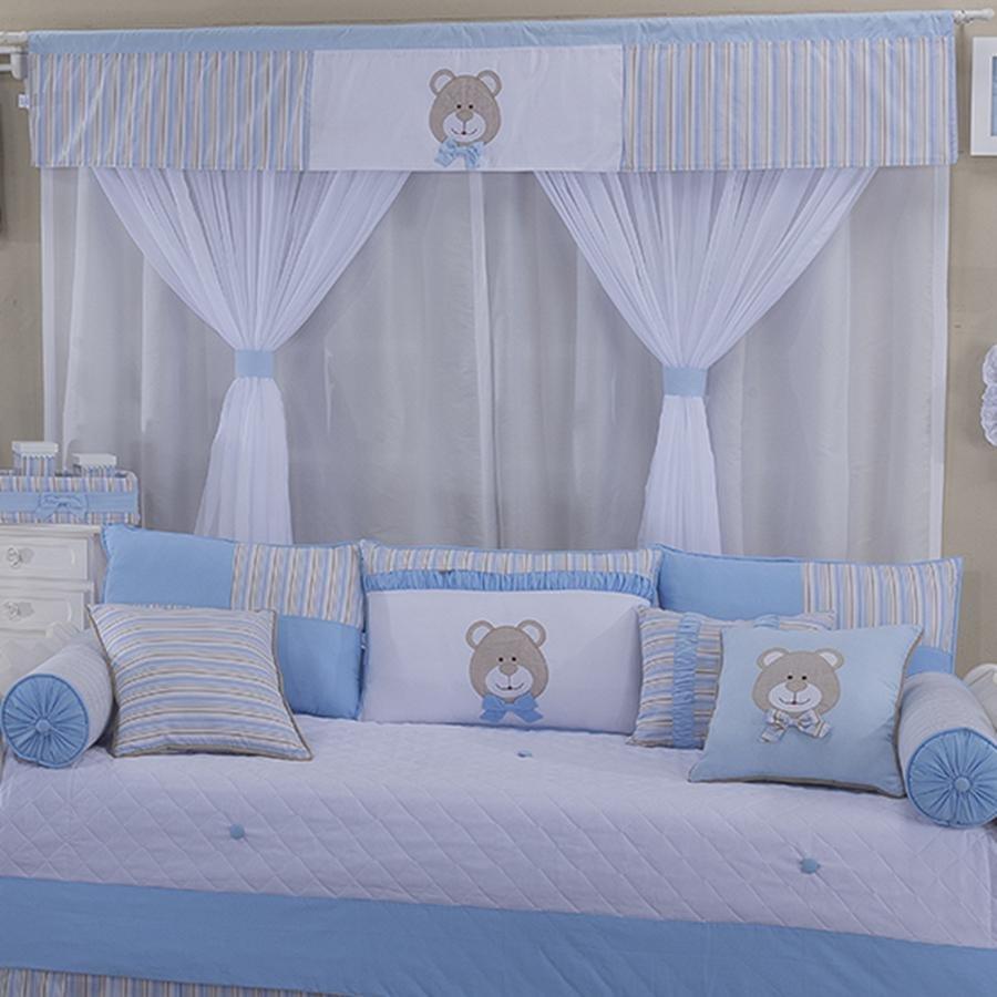 Cortina para quarto de bebe azul obtenha - Cortinas para bebe ...