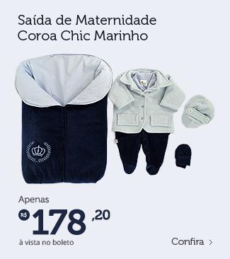Saída Maternidade Menina